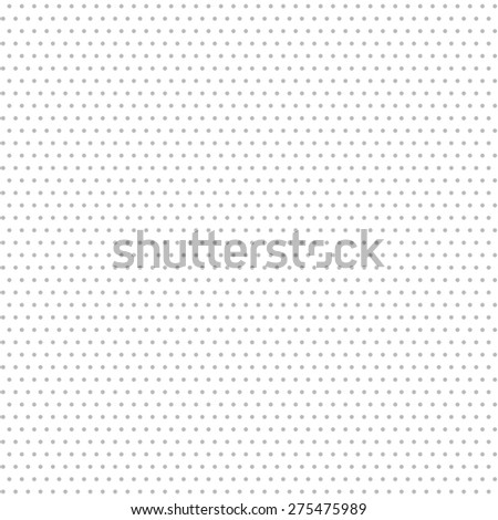 Geometric modern  seamless pattern. Abstract texture with grey dotted elements - stock photo