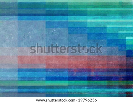 geometric multi-colored background image with interesting earthy texture - stock photo