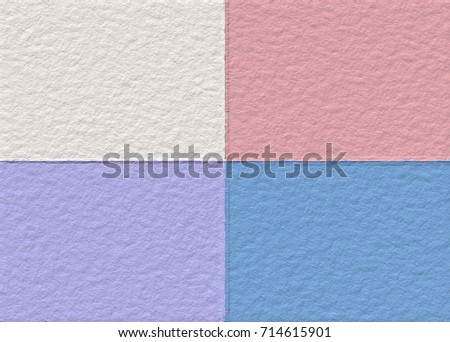 geometric pattern in pastel soft sweet color background