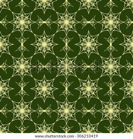 Geometric Seamless pattern. Classic background. illustration - stock photo