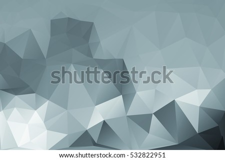 Geometric shape background.