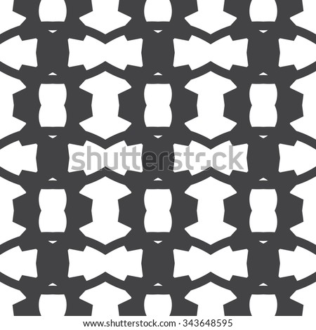 Geometrical seamless pattern. Endless texture for your design. Wrapping, textile, web.