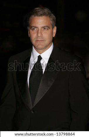 George Clooney - stock photo