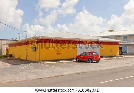 Dhl Grand Cayman Island