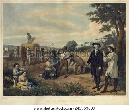 African slave stock images royalty free images vectors for George washington plantation