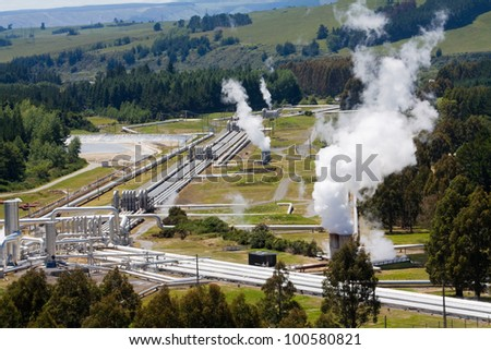 Geothermal Energy Stock Photos, Images, & Pictures | Shutterstock