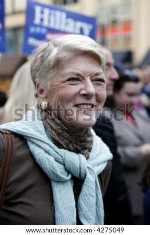 Geraldine Ferraro - stock photo