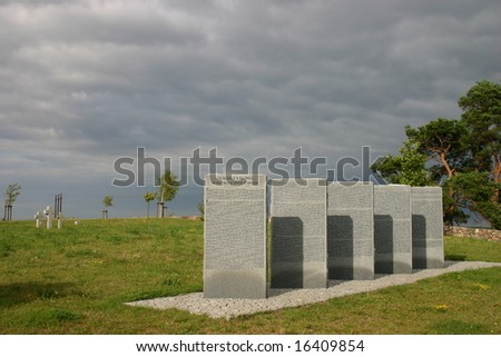 german cemetery in poland