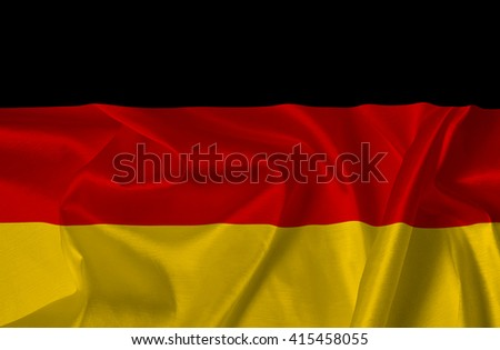 German flag - background