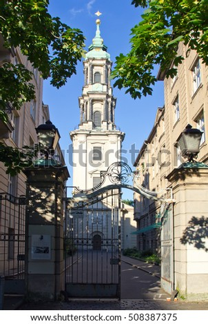 Germany, Berlin, Sophien Church