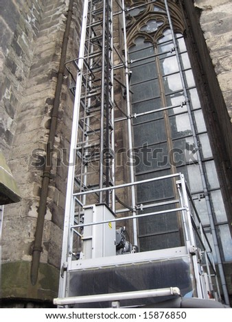 Germany, Cologne, the famous cathedral (Kolner Dom) - stock photo