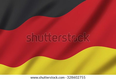 Germany flag background