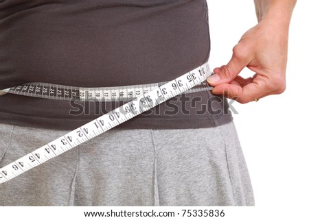 Getting in shape - stock photo