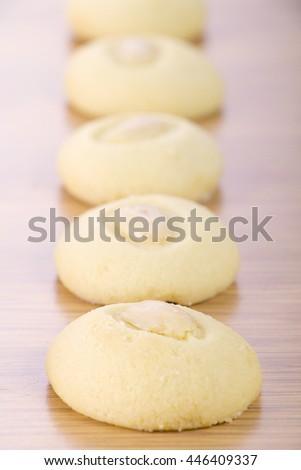Wonderful Dessert Eid Al-Fitr Feast - stock-photo-ghorayeba-butter-cookies-with-almonds-for-eid-el-fitr-islamic-feast-446409337  Photograph_495636 .jpg