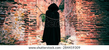 Ghost Paranormal - stock photo