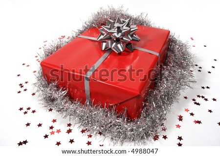 Gift 4 - stock photo