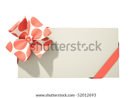 Gift Box - stock photo
