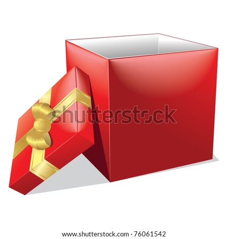 Gift box raster version