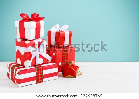 Christmas Present Stock Images, Royalty-Free Images & Vectors ...