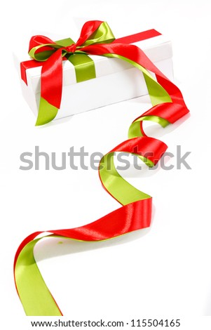 gift packages - stock photo