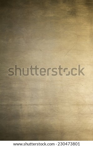Gilded copper in urban area building industry  - stock photo