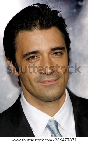 Gilles Marini at the Los Angeles premiere of 'The Grey' held at the Regal Cinemas L.A. Live in Los Angeles on January 11, 2012.
