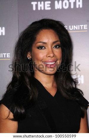 "Gina Torres at USA Network and Moth present ""A More Perfect Union: Sories of Prejudice and Power,""  Pacific Design Center, Los Angeles, CA 02-15-12"