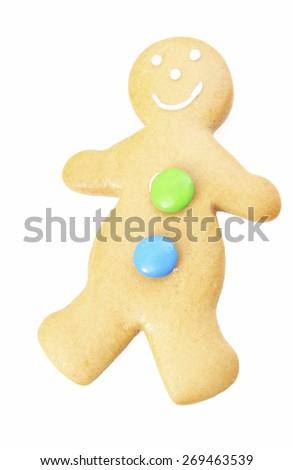 Ginger Bread Man - stock photo