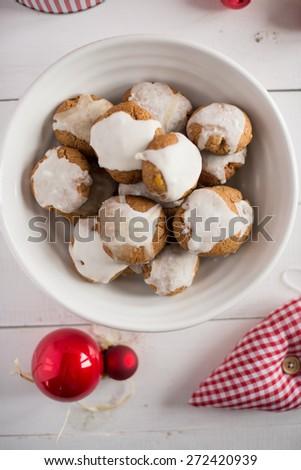 gingerbreads lebkuchen - stock photo