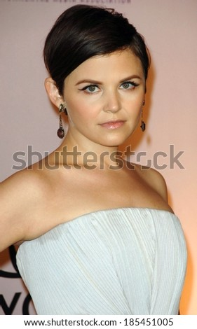 Ginnifer Goodwin at 2009 Environmental Media Awards, Paramount Studios, Los Angeles, CA October 25, 2009