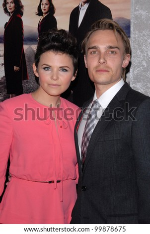 "Ginnifer Goodwin, Joey Kern  at HBO's ""Big Love"" Season 5 Premiere. Directors Guild of America, Los Angeles, CA. 01-12-11"