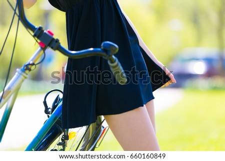 Short Black Skirt Stock Images, Royalty-Free Images & Vectors ...