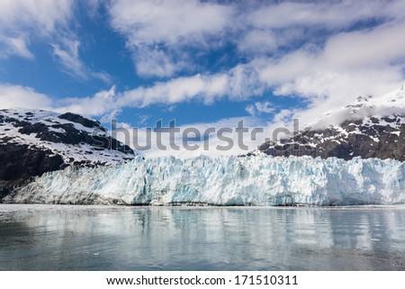Glacier Bay, Alaska - stock photo