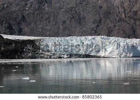 Glacier Bay, National park, Alaska - stock photo