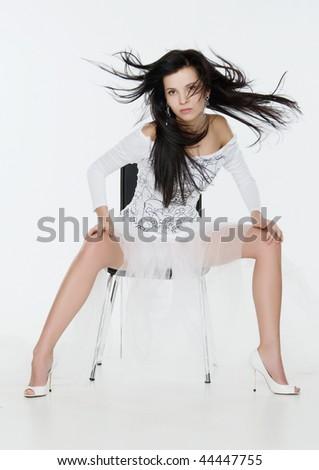 glamor - stock photo
