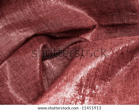 Glamor shimmering background - series - red. More fabrics available in my port. - stock photo