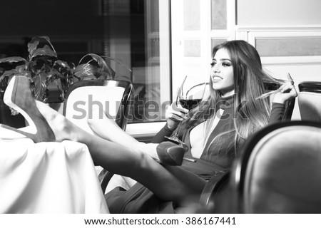 Erotica on sofa pornstar