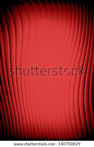 Glass background red color