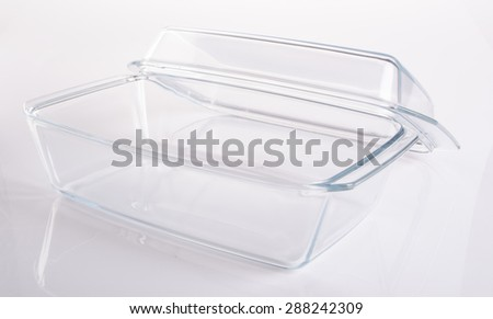 glass bowl. glass bowl on background. glass bowl on a background