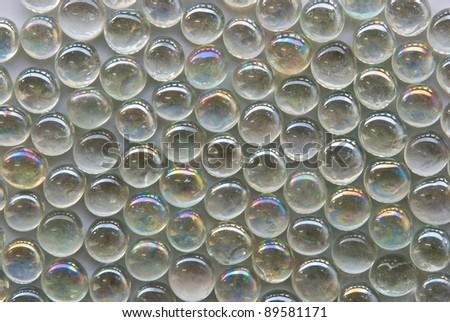 glass pattern - stock photo