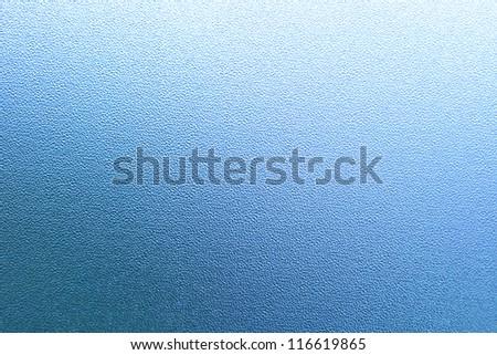 Glass surface - stock photo