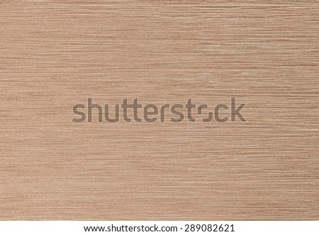 Glazed tile wall imitated wood grain texture background in dark gold red brown color tone   - stock photo
