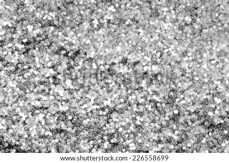 glitter sparkle  background - stock photo