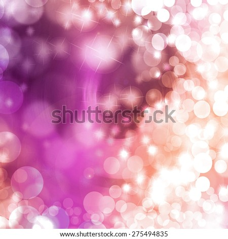 Glittering background - stock photo