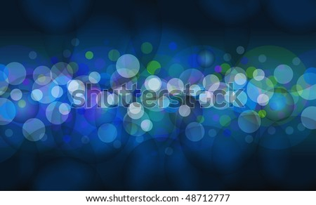 glittering lights background