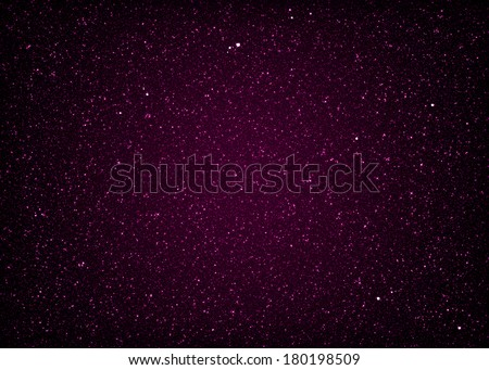 Glittering pink background. Twinkling glitter background. - stock photo