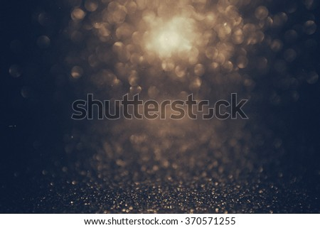 Glittery abstract background - stock photo