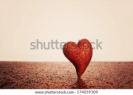 Glittery sparkly valentines backgrounds suitable for cards. - stock photo