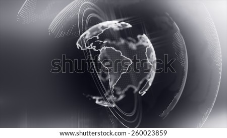 Global Communications Concept. - stock photo