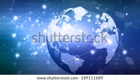 Global Networks concept